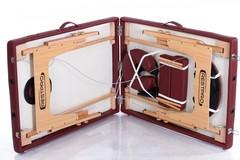 Аксессуары для Массажный стол деревянный 2-хсекционный RESTPRO Classic 2 Red