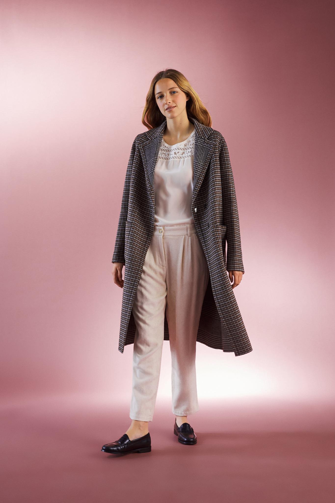 MAVERICK - Шерстяное пальто