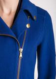 Куртка-косуха MOSCHINO CHEAP AND CHIC