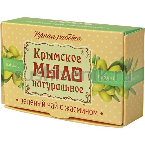 Мыло натуральное Зеленый чай