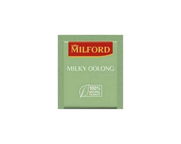 Чай зеленый в пакетиках Milford Молочный Улун, 200 пак/уп