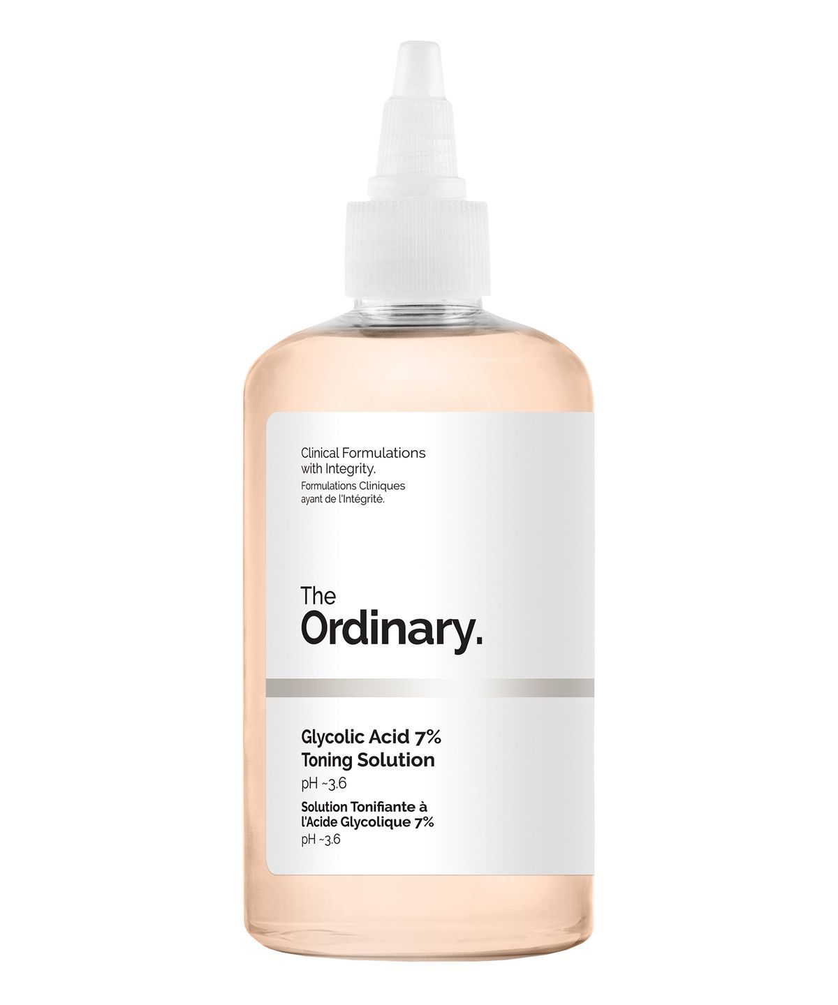 The Ordinary Glycolic Acid 7% Toning Solution тоник для лица 240мл