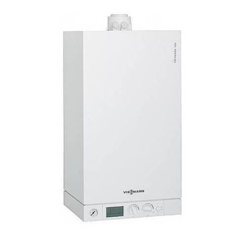 Котел газовый конденсационный Viessmann Vitodens 100-W B1HC - 35 кВт (одноконтурный, природный газ)
