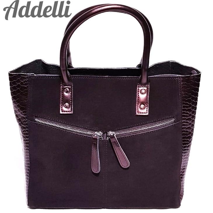 Женская сумка 28713-11 Coffee, коричневый