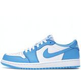 Кроссовки Nike Air Jordan 1 Low White\Blue