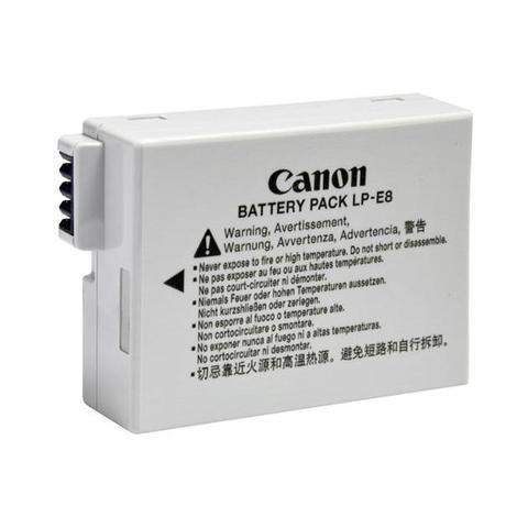 Аккумулятор Fujimi LP-E8 для Canon