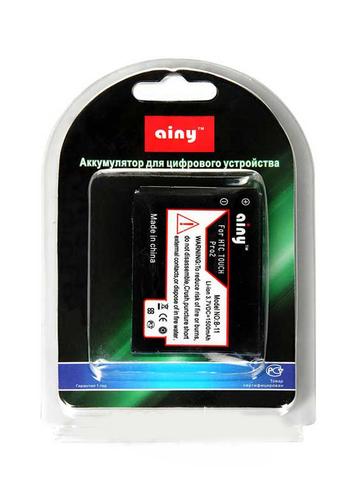 Аккумулятор Ainy HTC TOUCH Pro2 1500mAh