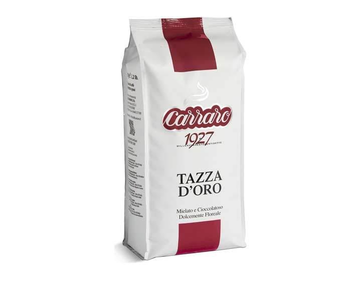 Кофе в зернах Carraro Tazza D'Oro, 1 кг