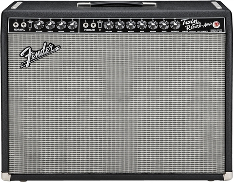 FENDER 65 TWIN REVERB комбоусилитель для электрогитары