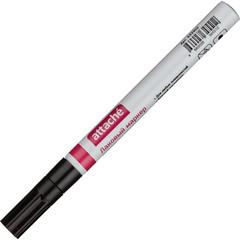 Маркер промышленный Attache для универсальной маркировки черный (2 мм)