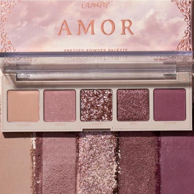 ColourPop Amor palette