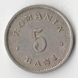 K8381, 1900, Румыния, 5 бани