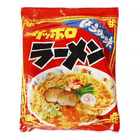 Лапша быстрого приготовления Sunaoshi с соевым соусом 410 гр