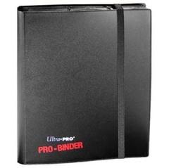 Ultra Pro - Чёрный альбом для хранения карт с листами 3*3 на 360+ карт