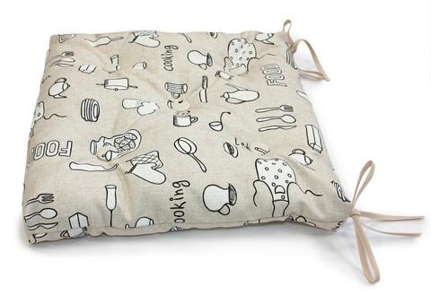 Подушка на стул   Cooking