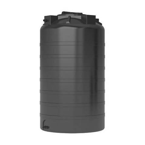 Бак для воды АКВАТЕК ATV 500 (без поплавка, цвет чёрный)