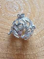 Медальон для камней Дерево (шар)