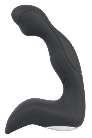 Черный вибростимулятор простаты Rechargeable Prostate Stimulator