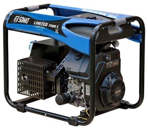 Кожух для бензинового генератора SDMO Limited Edition 7500E XL C (6300 Вт)