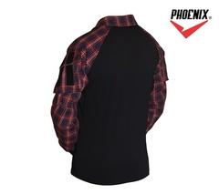 Рубашка Forester Gen 3 (Сине-красная Клетка)