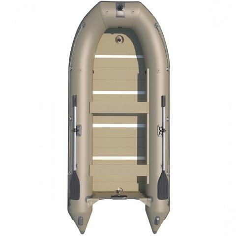 Надувная ПВХ-лодка Badger Duck Line 430 AL