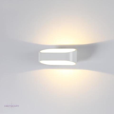 Уличный настенный светодиодный светильник 357517 серии CALLE