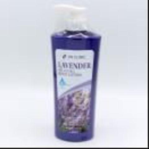 Лосьон для тела ЛАВАНДА Relaxing Body lotion, 550 мл 3W CLINIC