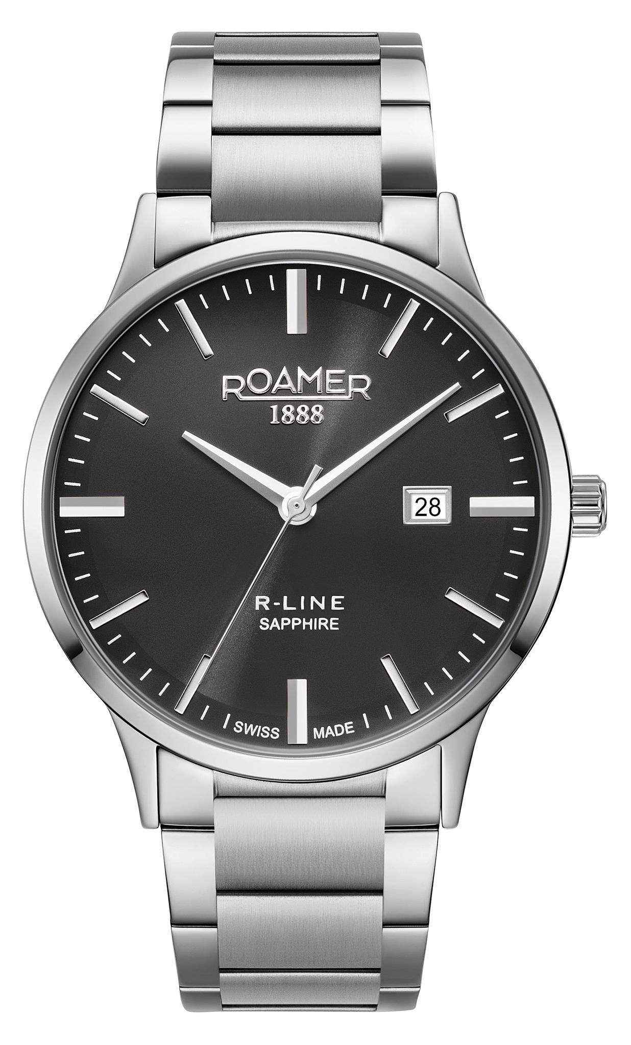 Часы мужские Roamer 718 833 41 55 70 R-Line
