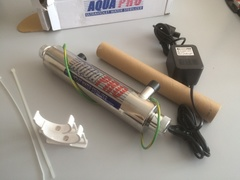 УФ стерилизатор Aquapro UV1GPM (0,5 м3/ч)
