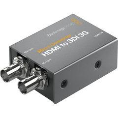 Конвертер Blackmagic Design Micro Converter HDMI to SDI 3G с источником питания