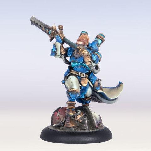 Epic Warcaster Lord Commander Stryker BLI
