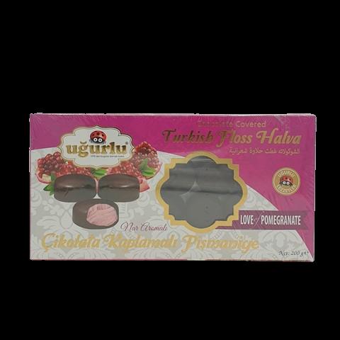 Пишмание в шоколаде гранатовая UGURLU, 200 гр