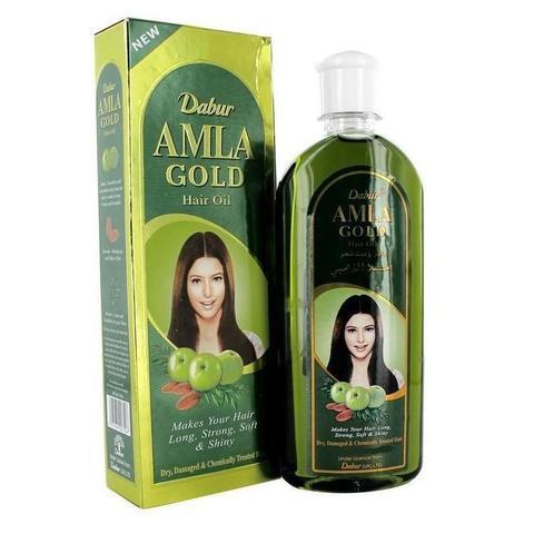 Масло для волос (AMLA Золотое) 200мл