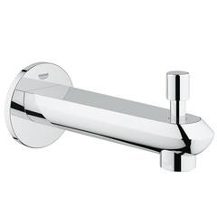 Излив для ванны настенный с переключателем Grohe  13279002 фото