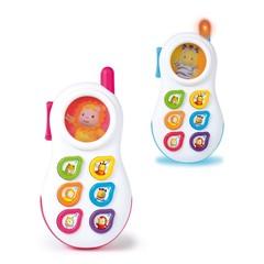 Smoby Телефон со светом и звуком (цвета в ассортименте) (211314)