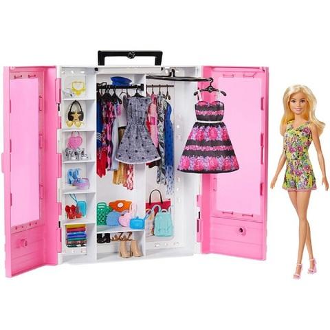 Барби Fashionistas Основной Гардероб с куклой