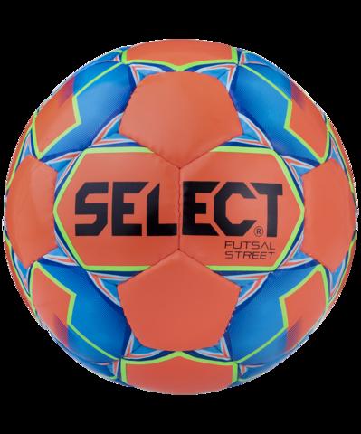Мяч футзальный Futsal Street 13 850218, №4, красный/синий/зеленый