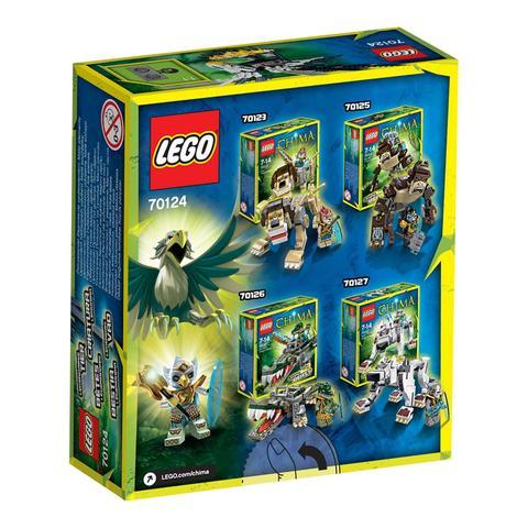 LEGO Chima: Легендарные звери: Орёл 70124 — Eagle Legend Beast — Лего Чима