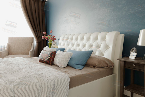 Кровать Сонум Olivia с подъемным механизмом