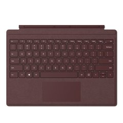 Клавиатура Microsoft Surface Pro Signature Type Cover (Burgundy)
