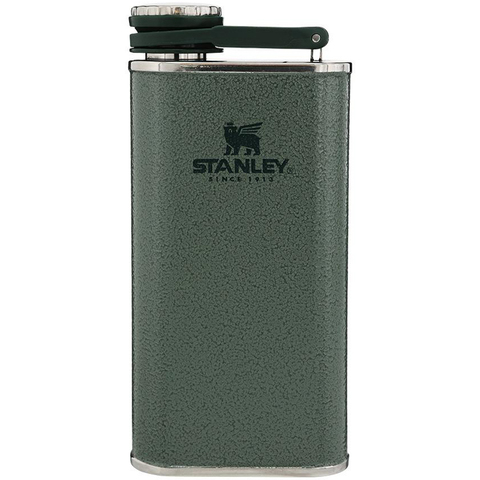 Фляга Stanley The Easy-Fill Wide Mouth Flask (10-00837-126) 0.23л зеленая