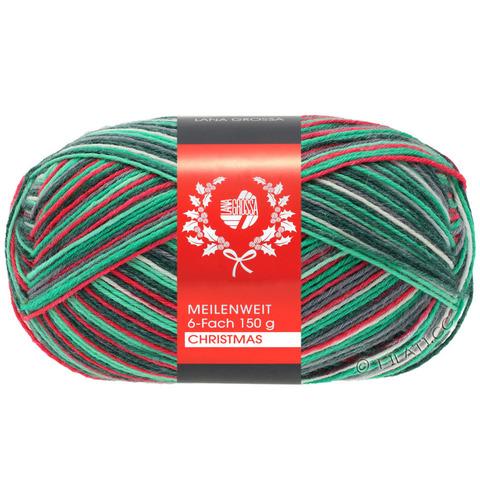 Lana Grossa Meilenweit 6-ply Christmas (9516)