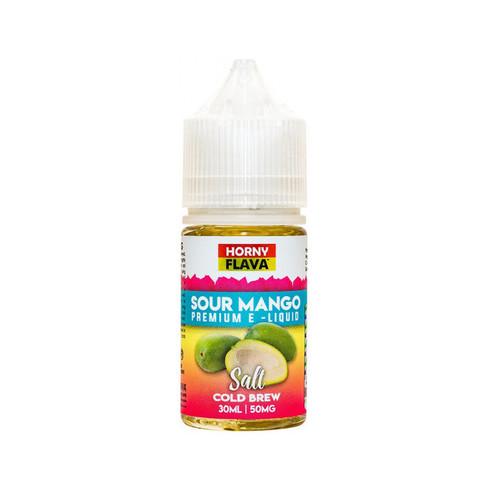 Жидкость Horny Salt 30 мл Sour Mango
