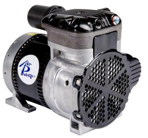 Компрессор для аэрации CAP2 (CVP2) + Воздушный фильтр AIR PUMP B300F