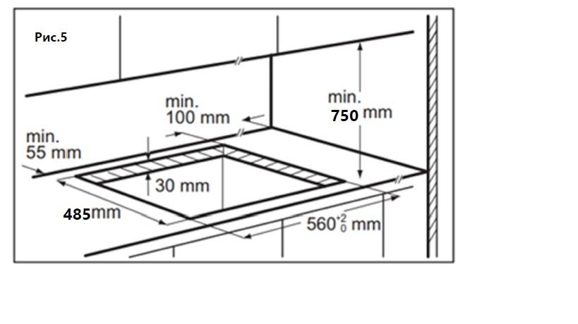 Комбинированная варочная панель Maunfeld EEHG.642VC.2CB/KG