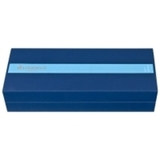 Перьевая ручка Waterman Hemisphere Obsession Blue CT перо F (1904598)