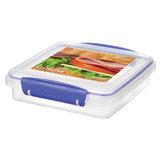 Контейнер для сэндвичей KLIP IT 450 мл, артикул 1645, производитель - Sistema