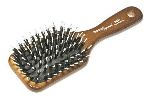 Щётка для волос Hercules Saegemann комбинированная, 8 рядов