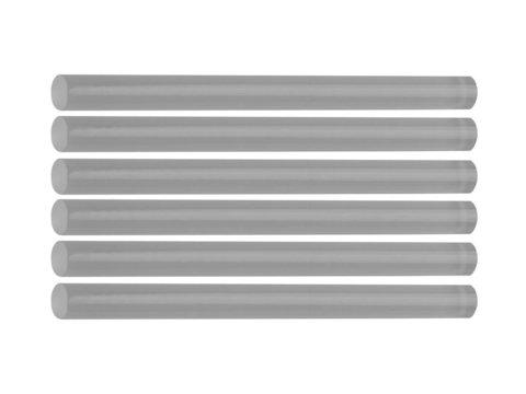 STAYER Universal прозрачные универсальные клеевые стержни, d 7 мм х 100 мм 6 шт. 25 г.