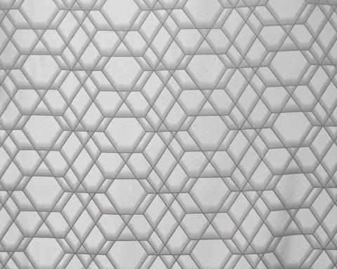 Портьерная ткань Реалити серый